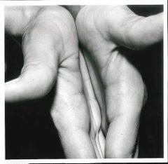 Le Troisième Angle - Original Vintage Photo by Eva Klasson - 1976