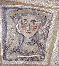 Lady - Original Mosaic - 1946/47