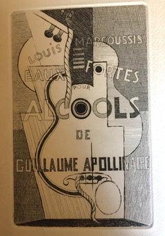 Eaux-fortes pour les Alcools de Guillaume Apollinaire - Paris, 1934