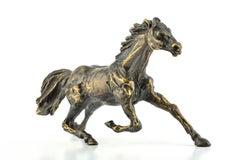 Running Horse - Bronze Sculpture by C. Mongini - 1970s