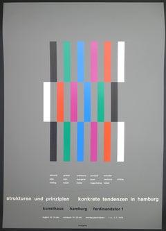 Strukturen und Prinzipien - Offset and Screen Print - 1979
