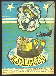 Il Selvaggio no.3 - 1935 - Original Vintage Art Magazine