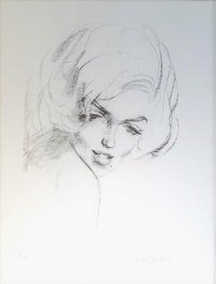 Portrait of Marilyn - 20th Century - Alejo Vidal Quadras - Contemporary