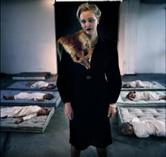 Magda Goebbels - Original Limited Edition Photograph by Angelo Cricchi