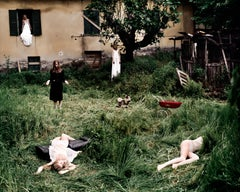 The Virgin Suicides  - Original Limited Edition Photograph by Angelo Cricchi