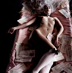 Emma Bovary  - Original Limited Edition Photograph by Angelo Cricchi