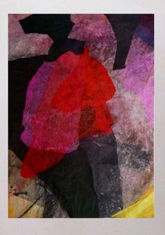 Untitled - Original Mixed Media by Isabella Tirelli - 1998