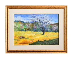 Spring - Original Oil on Canvas by Luciano Sacco