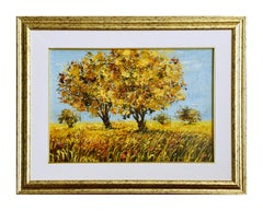 Summer - Original Oil on Canvas by Luciano Sacco