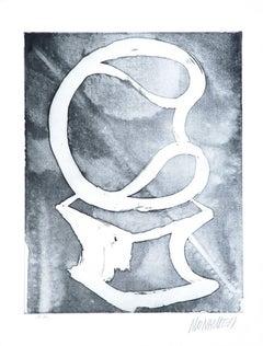 Sculpture - 20th Century - Sante Monachesi - Etching - Contemporary