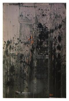 Natural Grey 05 - 2007 - Li Lei - Oil on canvas - Contemporary