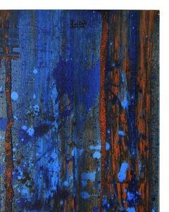 Dragon Sleeps in the Heaven of Flowers - 2007 - Li Lei - Oil on Canvas
