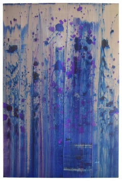 A Thousand Nostalgias in the Night - 2007 - Li Lei - Oil on Canvas