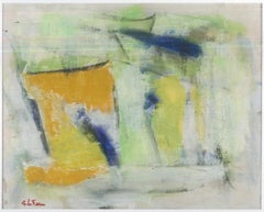 Hommage to Willem De Kooning  - Oil Painting 2012 by Giorgio Lo Fermo