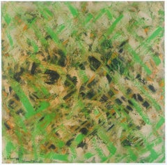 Abstract Expression - Oil Painting 1998 by Giorgio Lo Fermo