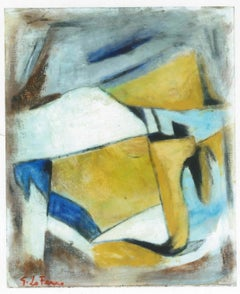 Synthetic Cubism - Oil Painting 2012 by Giorgio Lo Fermo