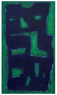 Abstract Expression  - Oil Painting 2005 by Giorgio Lo Fermo