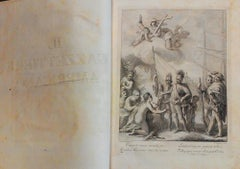 Il Gazzettiere Americano - Ancient Illustrated Book on the Americas - 1763