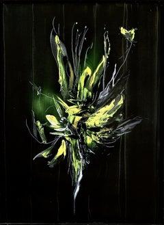 Tree 1 - Original Oil on Canvas by Claudio Palmieri - 2014