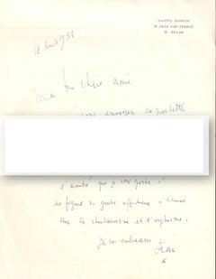 Jean Cocteau More Art