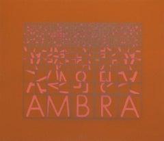 Ambra (Amber) - Original Screen Print by Bruno di Bello - 1980 ca.