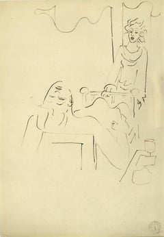 Le Malade - Les Enfants Terribles - by Jean Cocteau - 1934