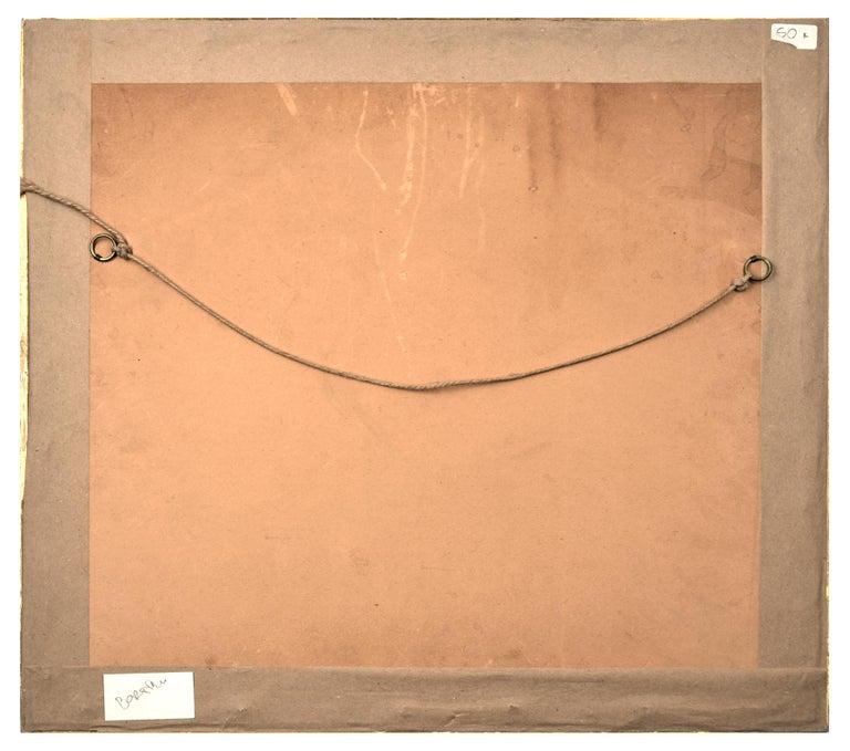 Still Life - Original Lithograph by F. Léger - 1951 - Orange Figurative Print by Fernand Léger
