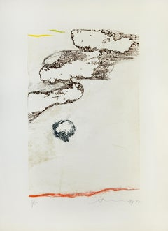 Untitled - Original Etching by Hsiao Chin - 1977