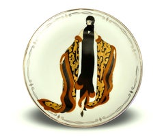Mystic - Porcelain Collector Plate - 1990