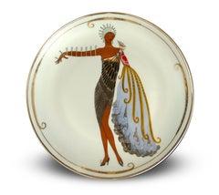 Diva - Porcelain Collector Plate - 1990