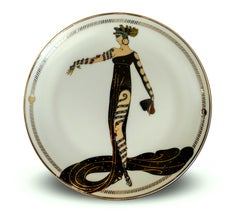 La Merveilleuse - Porcelain Collector Plate - 1990