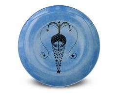 Pour Hélène Martini Plate - Porcelain Collector Plate - 1976