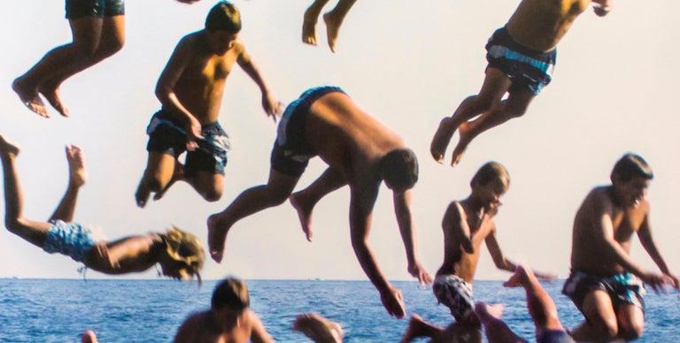 Diversions - Original Photo Lithograph by J. Isaac - 2008 - Photograph by Jeffrey Isaac