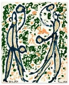Circus Figures - Original Mixed by Antonio Vangelli - 1990s