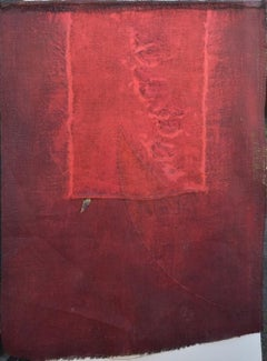 Not Libation - Original Mixed Media by Giulio Greco - 1989