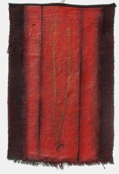 A Seal - Original Mixed Media by Giulio Greco - 1991