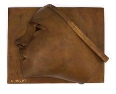Victory - Bronze Sculpture After A. Wildt - 1990