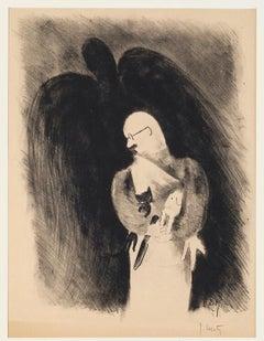La Chanson de l'Agneau que le Chat eu Mangé -  by J.Hertz - XX century