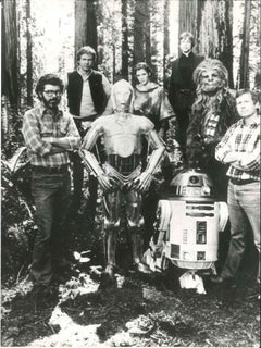 Star Wars, The Return of the Jedi - Original Vintage Photograph - 1983