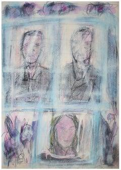 Rimandati (Postponed to Exams) - Original Drawing - 2009