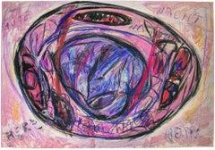 Mein Herz - Original Drawing - 2010