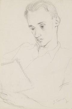 Portrait - Original Drawing - 20th Century