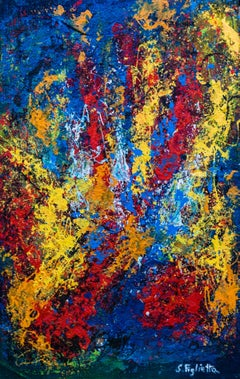 Escape - Original Painting - 2007