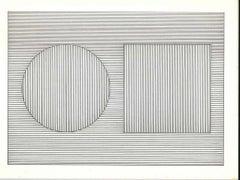 Six Geometric Figures - 1980s - Sol LeWitt - Catalogue - Contemporary