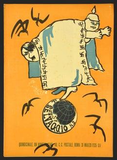 Il Selvaggio no.2 - 1935 - Original Vintage Art Magazine