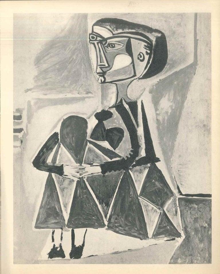 Picasso. 30 cuadros inéditos - Vintage Catalog Sala Gaspar - 1960 - Modern Art by Pablo Picasso