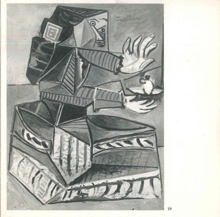 Picasso. Les Ménines 1957 - Original Catalogue by P. Picasso - 1959 - Modern Art by Pablo Picasso