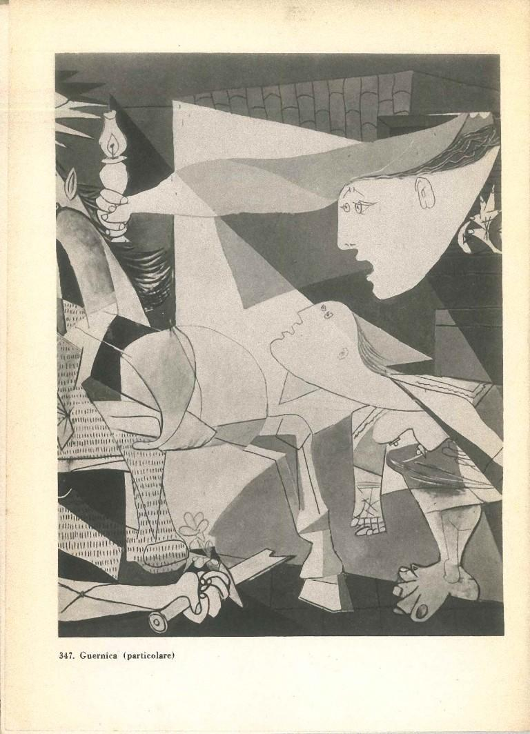 Addition to the catalogue of Pablo Picasso's exhibition held at Palazzo Reale (Milan), September-December 1953.   This exhibition was one of the greatest cultural moments of the post-war periods.   With 21 full-page plates in b/w reproducing the