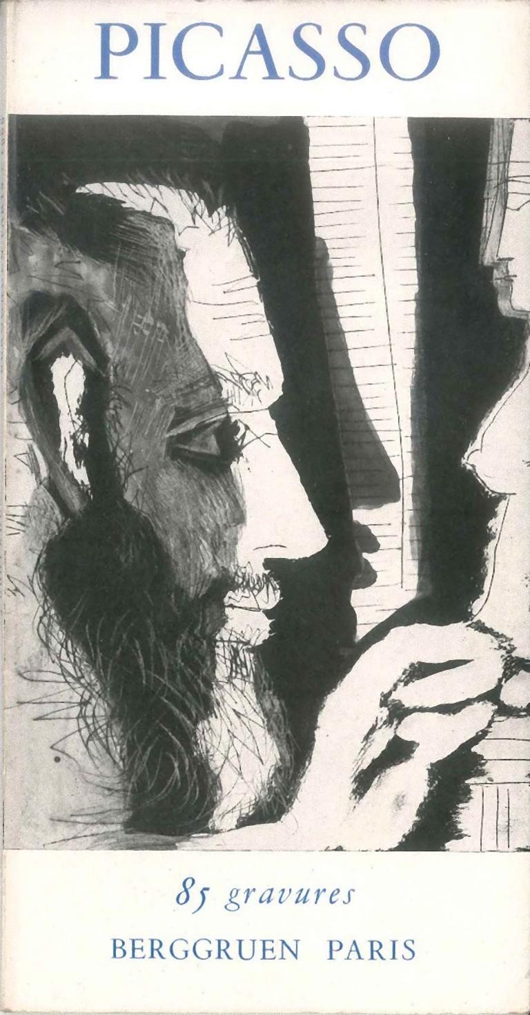 Picasso. 85 gravures - Original Catalogue by P. Picasso - 1966 - Art by Pablo Picasso