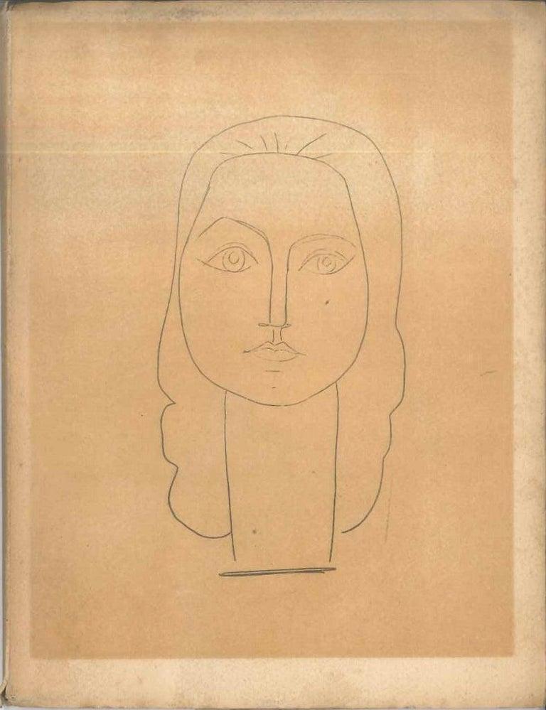 Dix-Neuf Peintures de Picasso - Original Catalogue by P. Picasso - 1946 - Art by Pablo Picasso